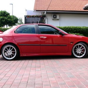 Alfa Romeo 156 GTA-like
