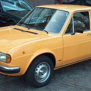 Alfasud orange