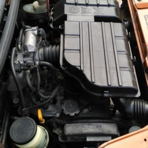 IMG 20180814 171943EJTirona GW Peri  Great Wall Peri Engine Bay containing the 1.3 L. GW413EF